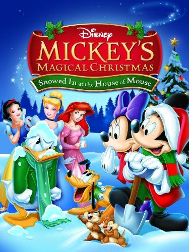 Disney Mickey S Magical Christmas Snowed In At The House Of