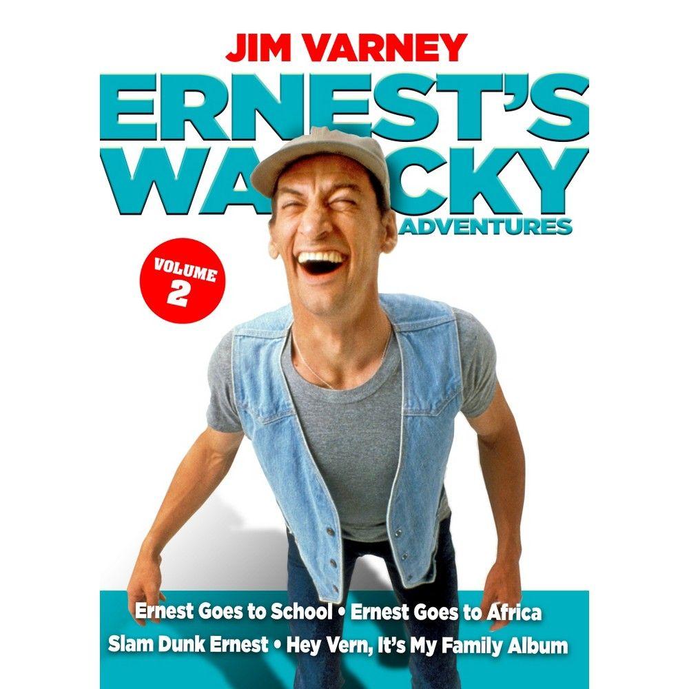 Ernest's Wacky Adventures, Vol. 2 [4 Discs]