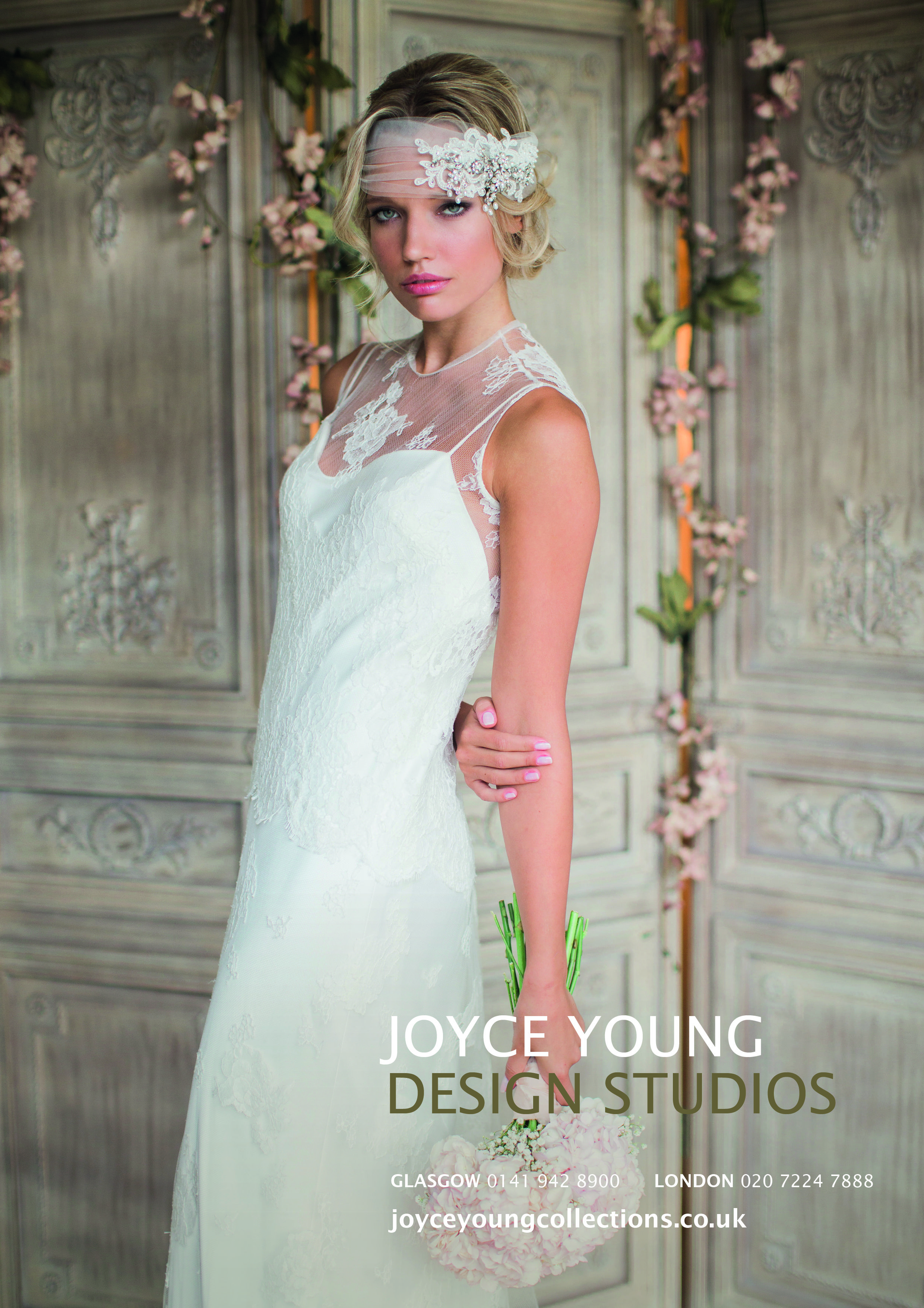 Young fashion designers wedding dresses
