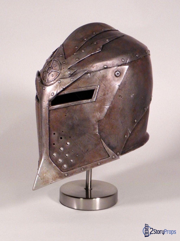 Skyrim Dawnguard Helmet by torsoboyprops   Fantasy armors ...