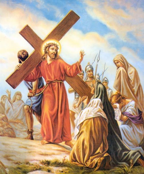 Via Crucis Or Stations Of The Cross Pictures Of Jesus Christ