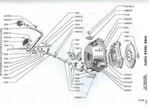 Ford Clutch Diagrams Bing Images 1951 Ford Truck Vintage Trucks Ford
