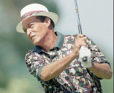 The Great Chi Chi Rodriguez And His Hats With Style Chi Chi Style High Noon