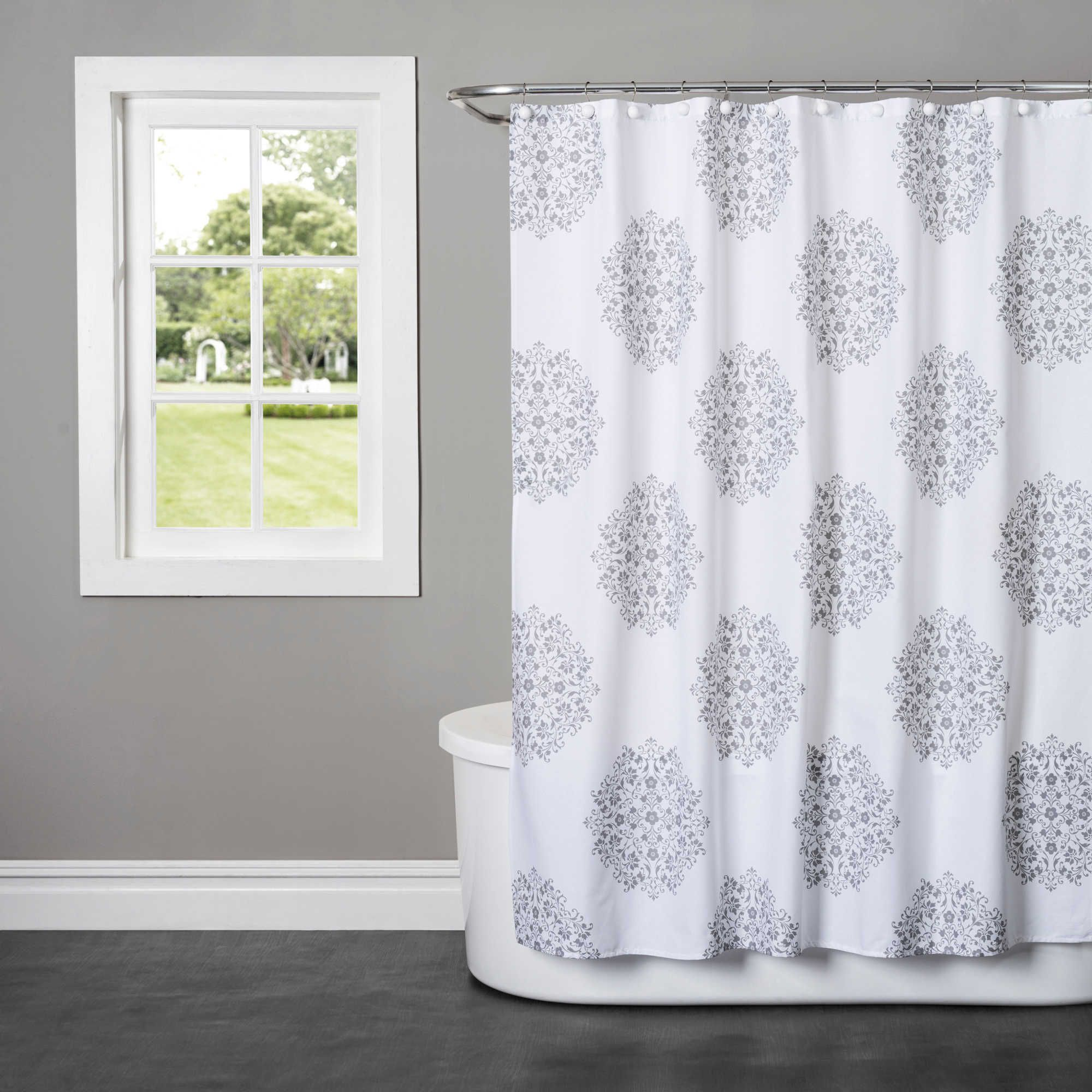 Benito 54 Inch X 78 Shower Curtain