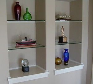 Niche Design Ideas   Its Function As A Place Of Display, Put Knick Knacks,  Or In A Bookcase. In The Bathroom, A Niche Can Also Be Created As A Place  To ...