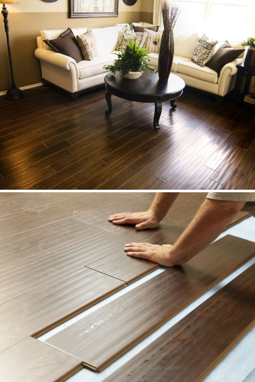 Vinyl Plank Flooring Vs Wood Look Tile Which Is Best For You Builddirect Learning Center Wood Look Tile Vinyl Plank Flooring Vinyl Plank