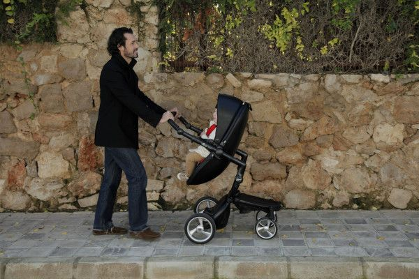 Do you have enough Flair for the black mima xari pushchair? ;)
