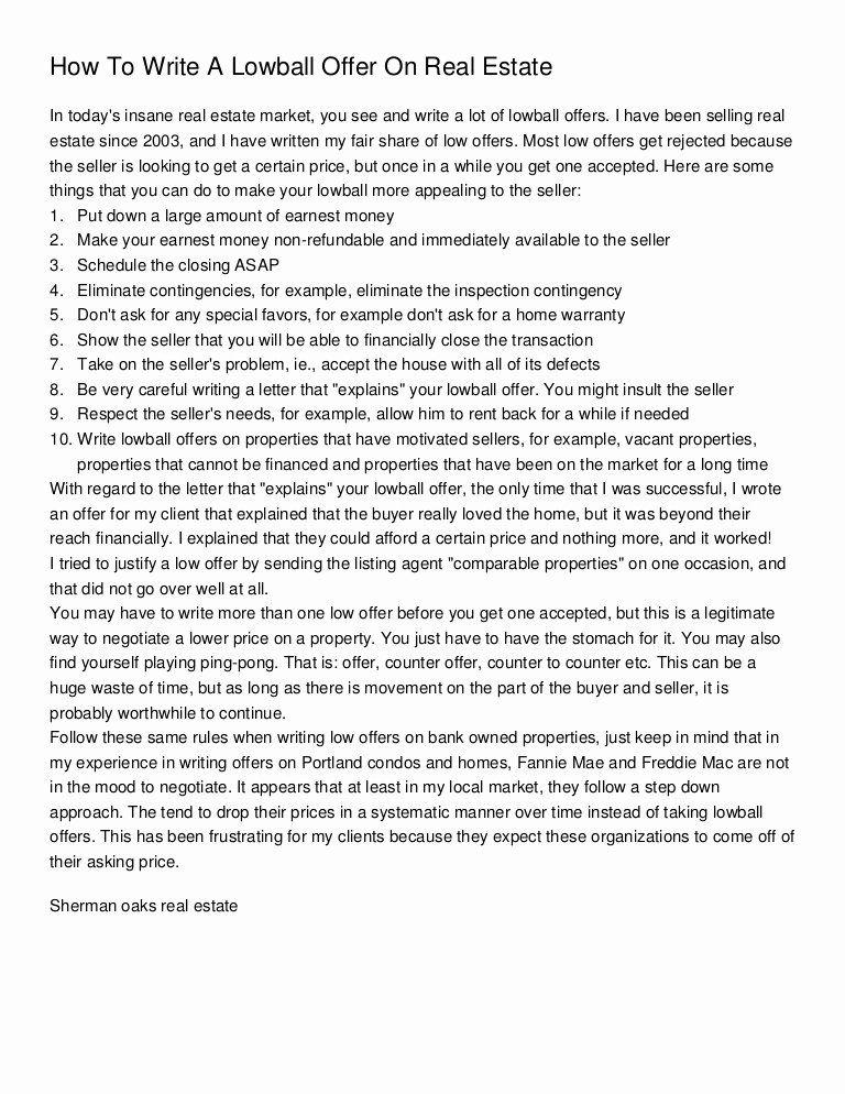 29++ Sample offer letter for house rent trends
