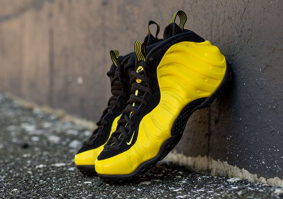 Who Picked Up The Nike Air Foamposite One Optic Yellow?
