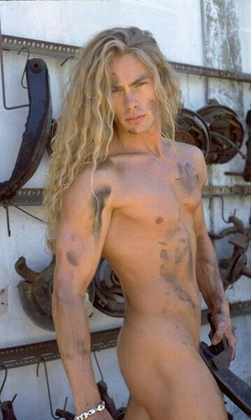 Long Hairstyle And In The Buff Style Tim Carlton