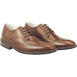 Sapato Social Masculino Oxford Sandro Moscoloni Parma Marrom