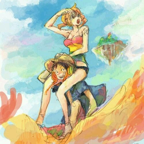one piece, luffy, and monkey d image