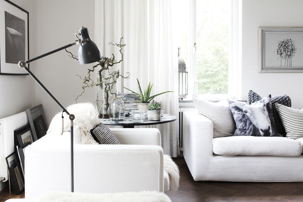 Marvelous My Scandinavian Home: Black, White And Grey In Skåne Amazing Ideas