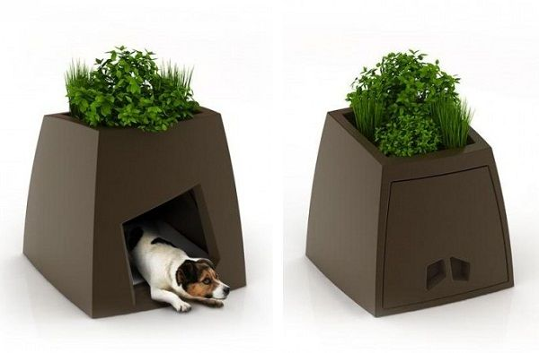 For our pets from Jardin Chic