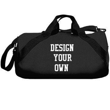 FunnyShirts.org Jim Gets A Gym Bag Gym Duffel Bag