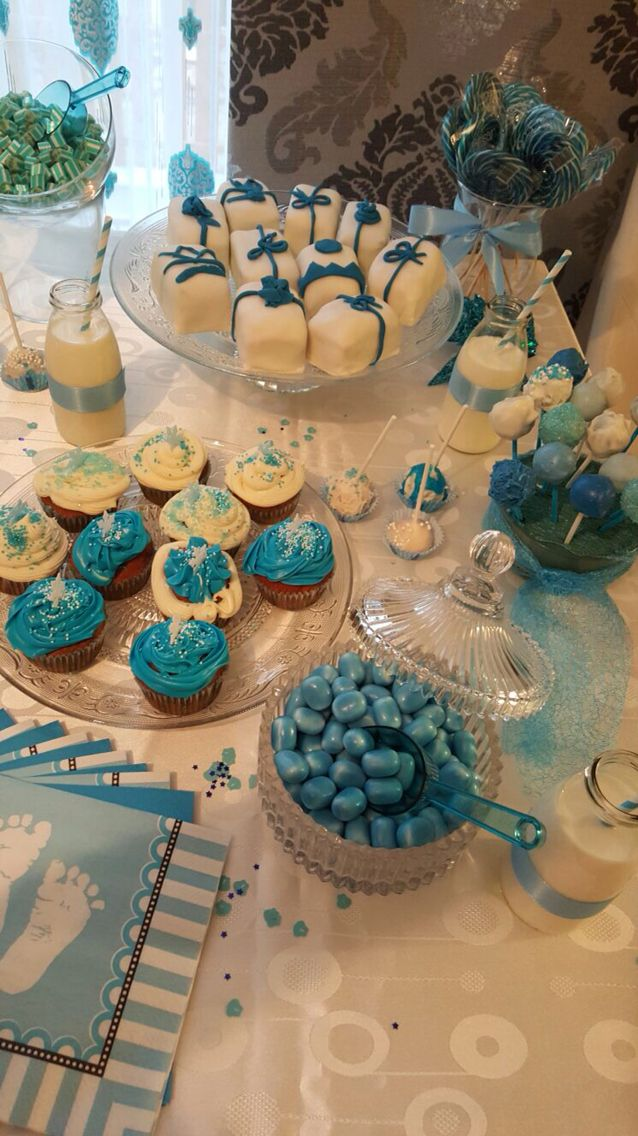 Baby Shower Party of my niece's twins
