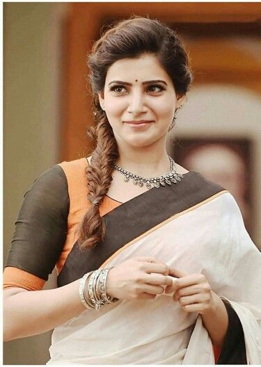 Samantha Ruth Prabhu   Bold n Beautiful Desi   Pinterest ...