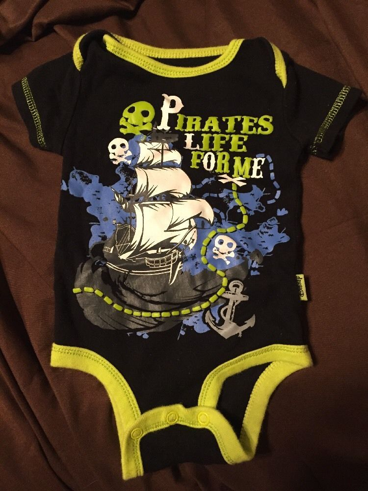 9749055e7 Disney Baby Size 3 Months One of my girlfriends love Pirates