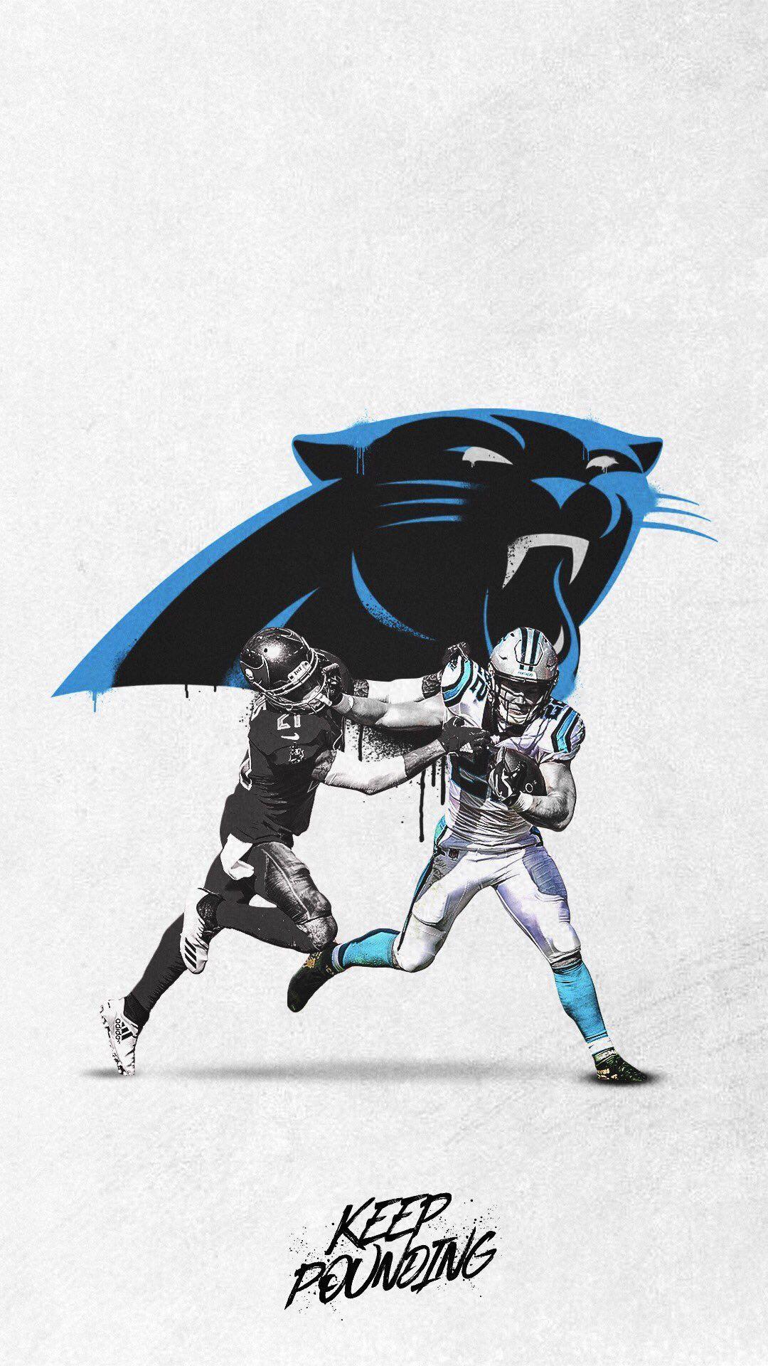 Carolina Panthers Wallpaper Download (With images