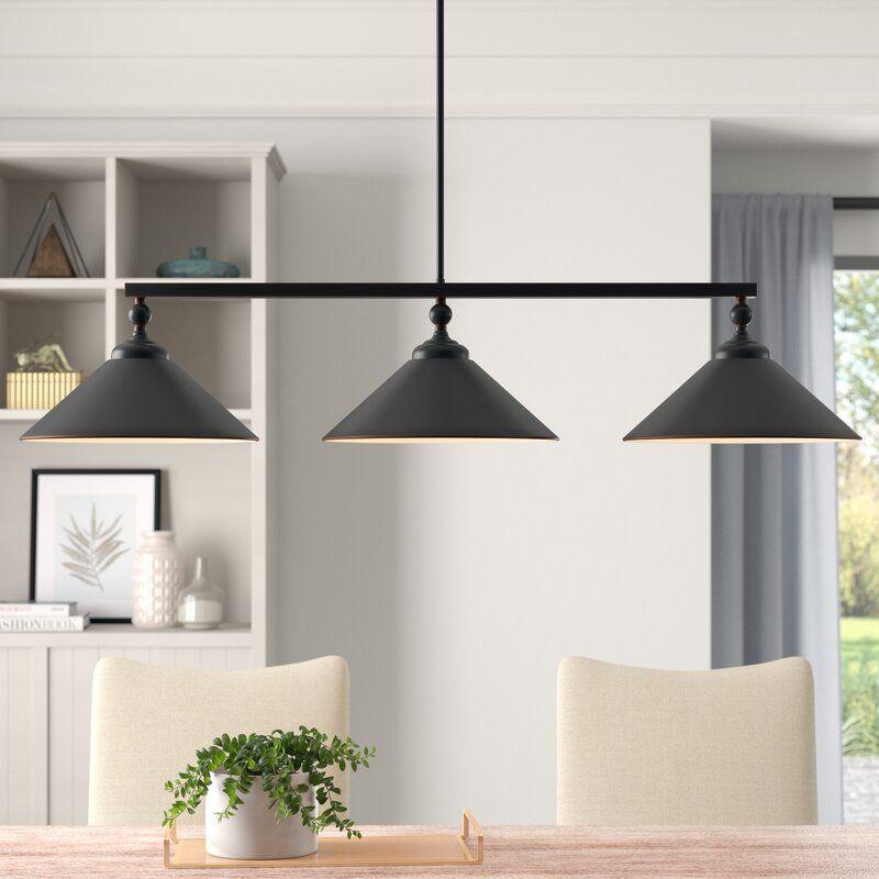 3 light pendant kitchen island