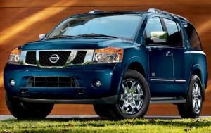 Mom Ride Nissan Armada Armada Car Nissan