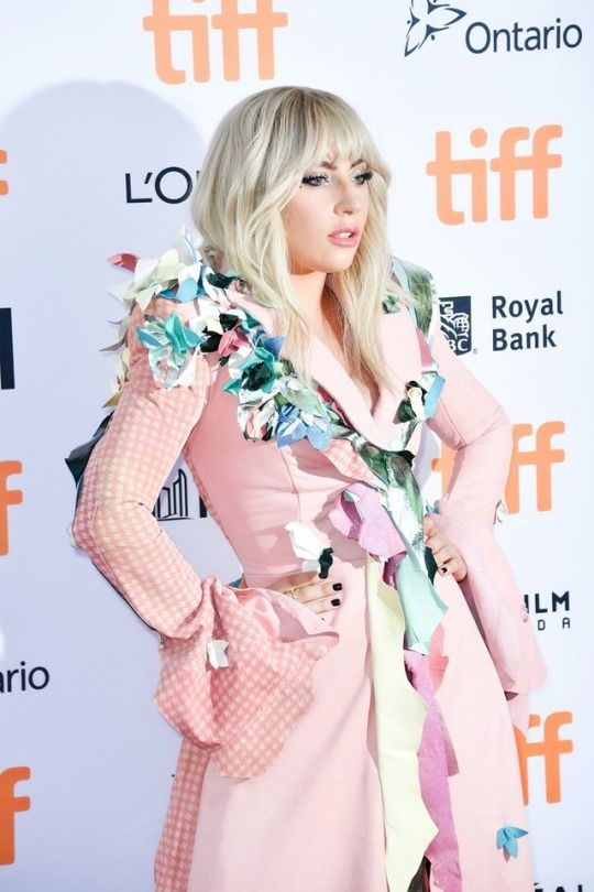 Lady Gaga at Gaga: Five Foot Two Premiere During the 2017