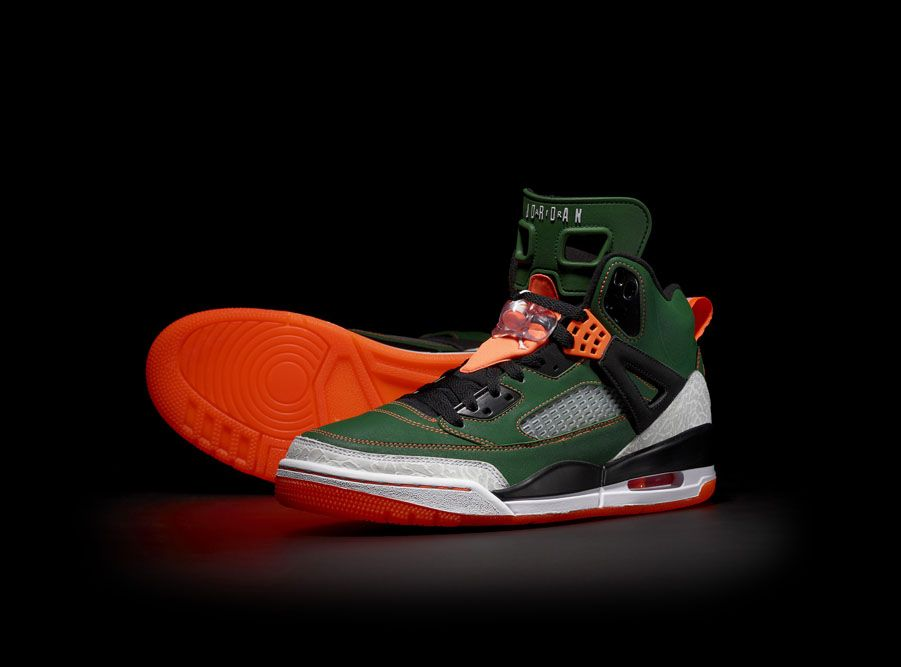 Sole Fly x Jordan Spiz'ike 'Miami'. Asics ShoesShoes ...