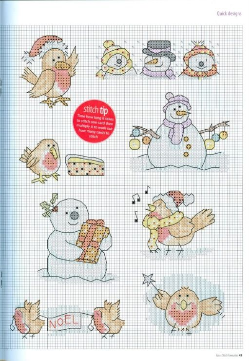 Gallery.ru / Фото #28 - Cross Stitch Favourites 2012-special - Chispitas