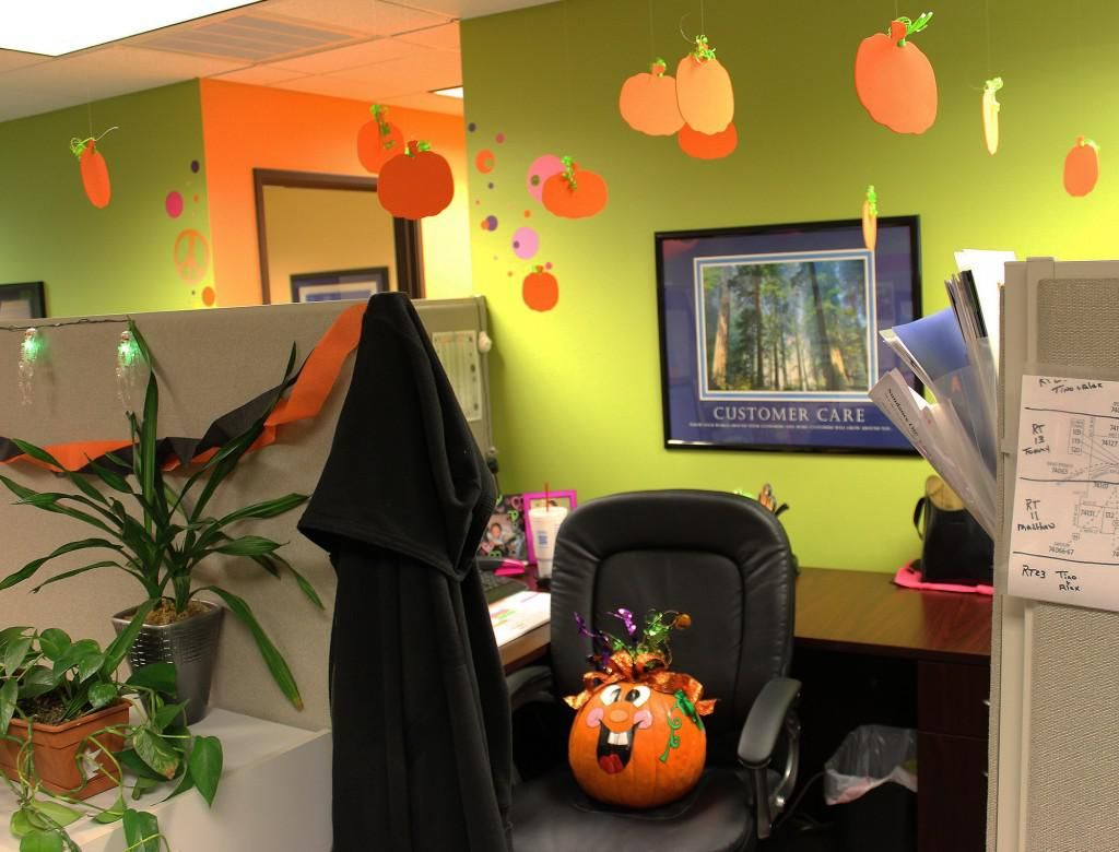 Halloween Decorating Ideas for the Office - Bing Images Halloween - Halloween Office Decorations Ideas
