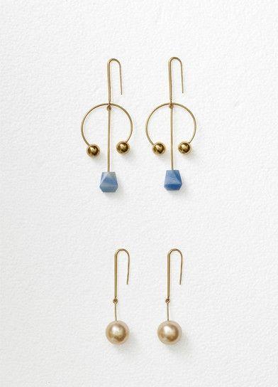 Dot Earrings - Céline