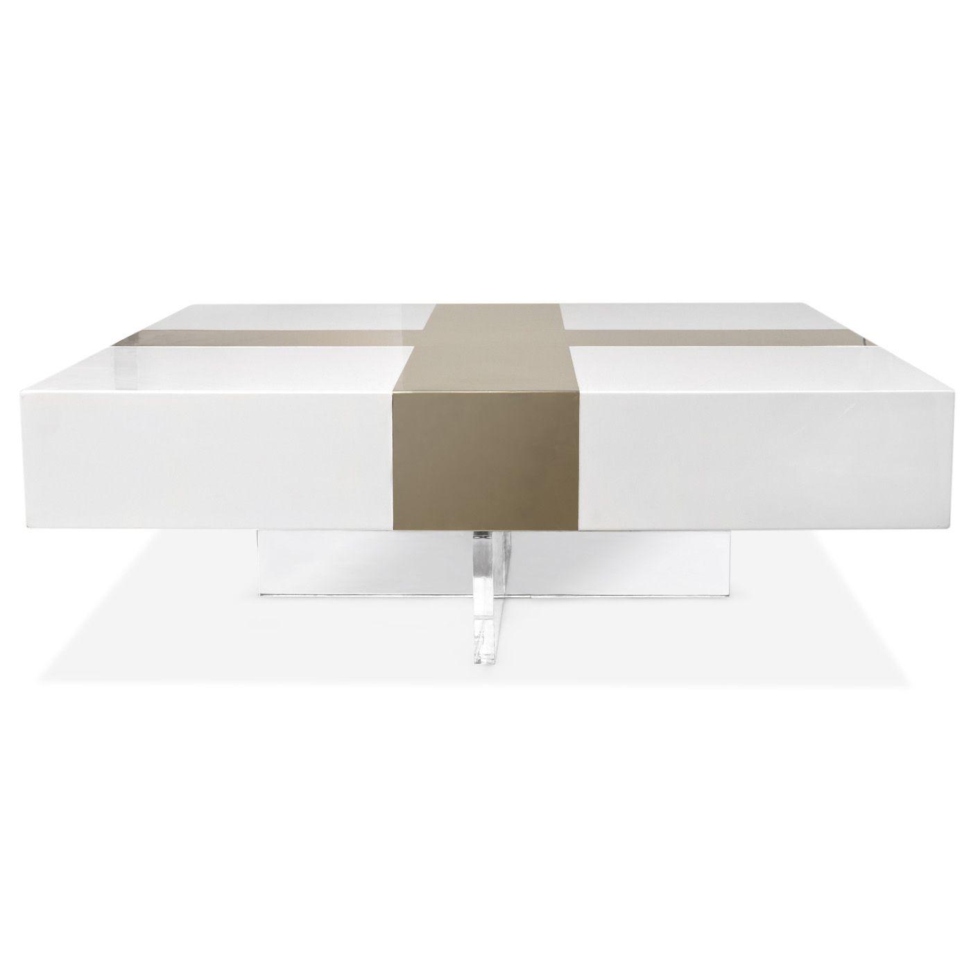 Jonathan Adler coffee table
