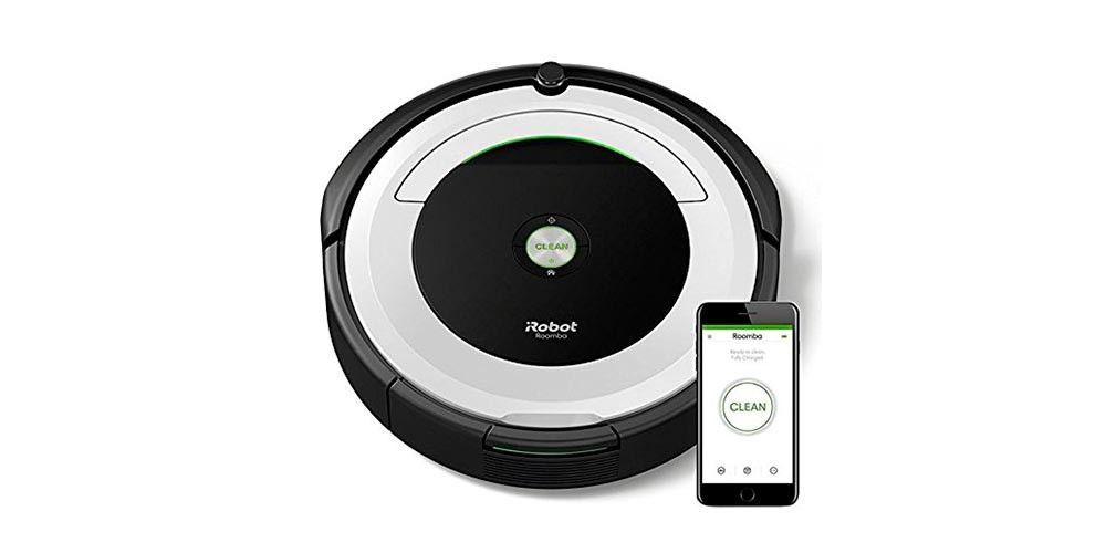 Irobot Roomba 691 Robot Aspirador Para Suelos Duros Y Alfombras