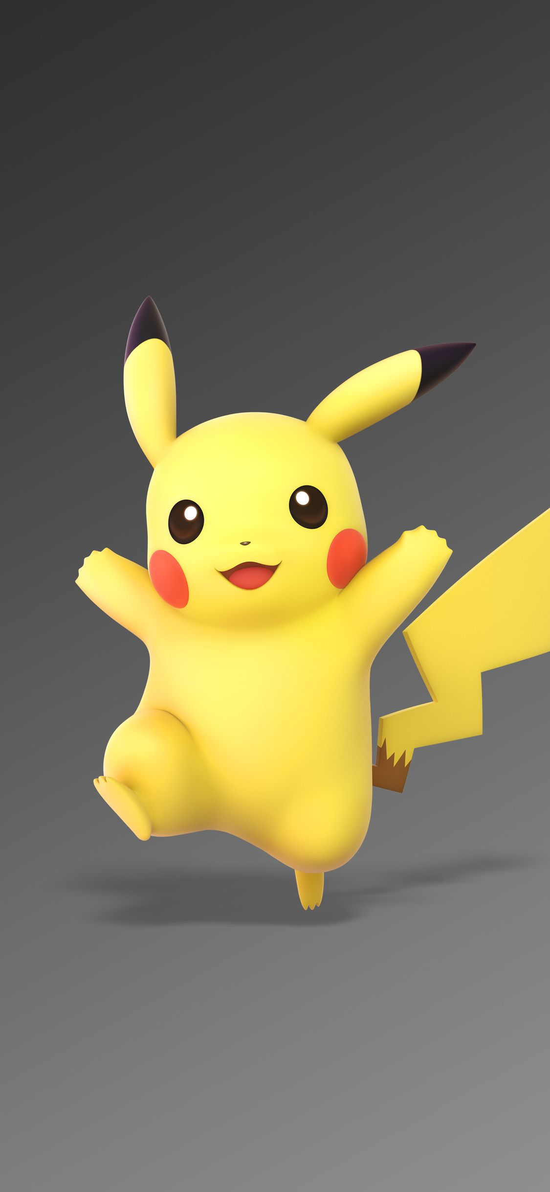 Pikachu Super Smash Bros Ultimate Iphone X
