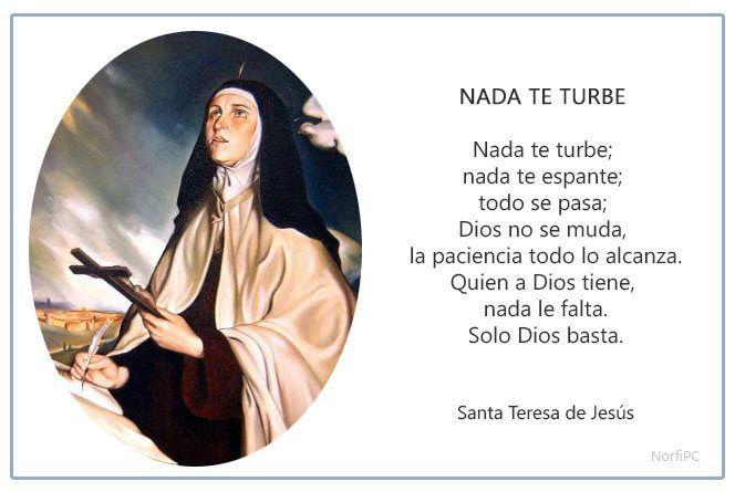 Resultado De Imagen Para Frases De Santa Teresita Del Niño Jesus