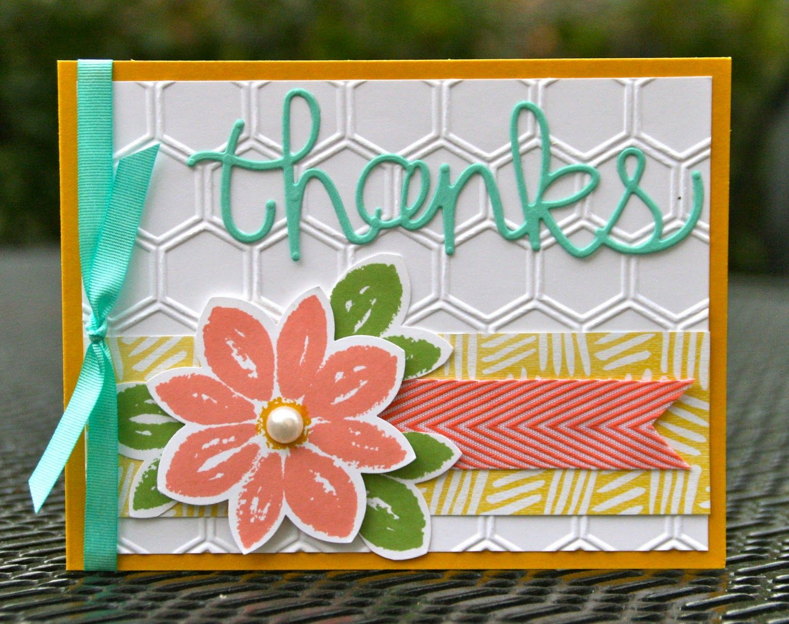 Card Making Craft Ideas Part - 38: Embossed Cards