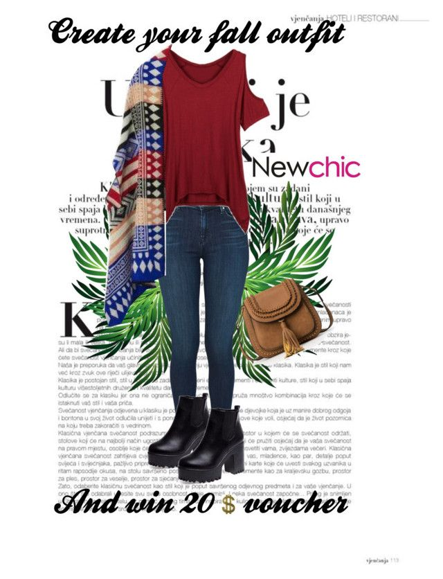 Create your fall outfit -win 20 $ voucher at newchic store - create a voucher