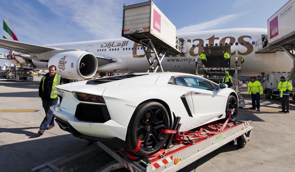 Hava Kargo Türkiye on Cars and Boeing 777