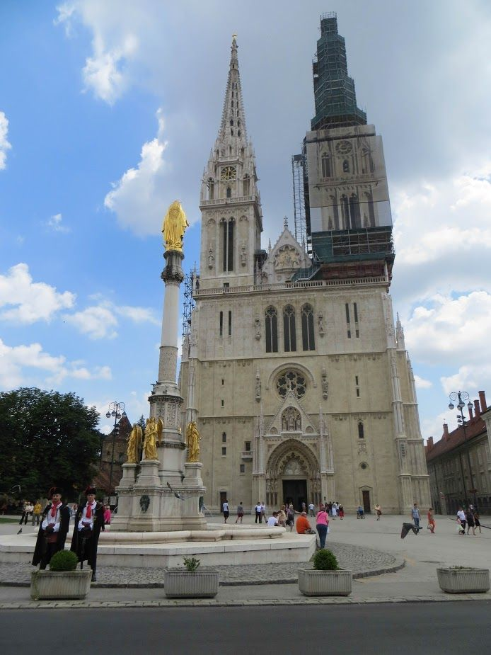 A Local S Travel Guide To Zagreb Croatia Earth S Attractions Travel Guides By Locals Travel Itineraries Travel Tips And More Local Travel Zagreb Croatia Travel