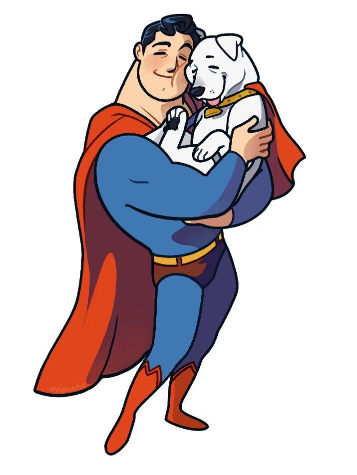 Krypto, The Super-dog
