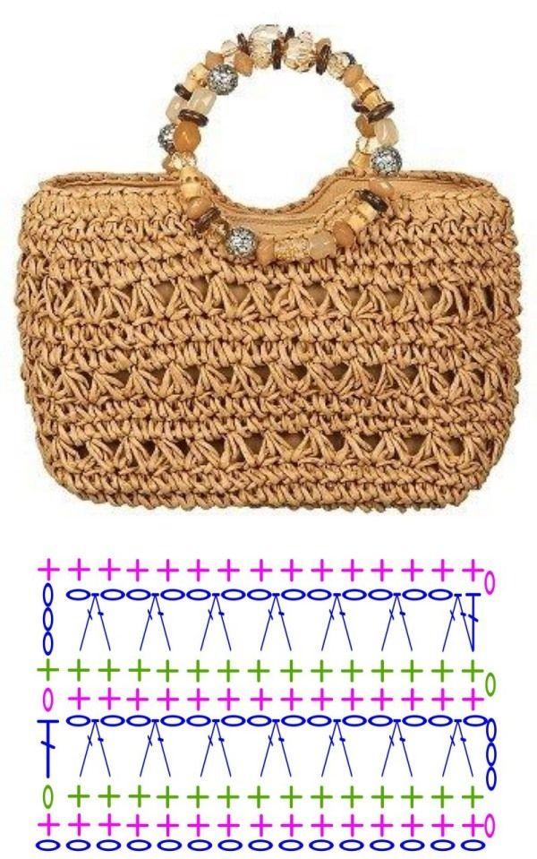Bolsos crochet con estilo ⋆ Beachfront  – Boda fotos