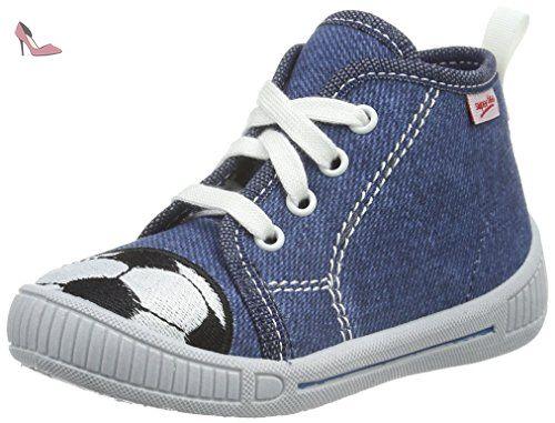 Superfit 0-00353 Moppy, chaussures premiers pas bébé, größen kinder:20 EU;Farbe:gris