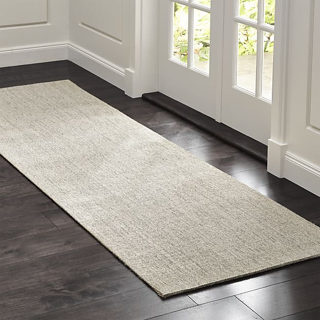 Tie Your Rooms Together With Rug Runners From Crate And Barrel Browse Runners For Hallway Kitchen Outdoor And More Order Online