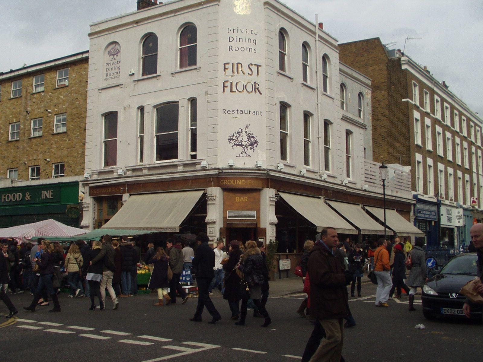 London, Notting Hill