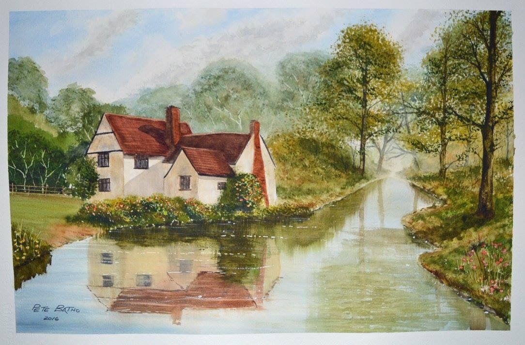 Willis Lott's Cottage