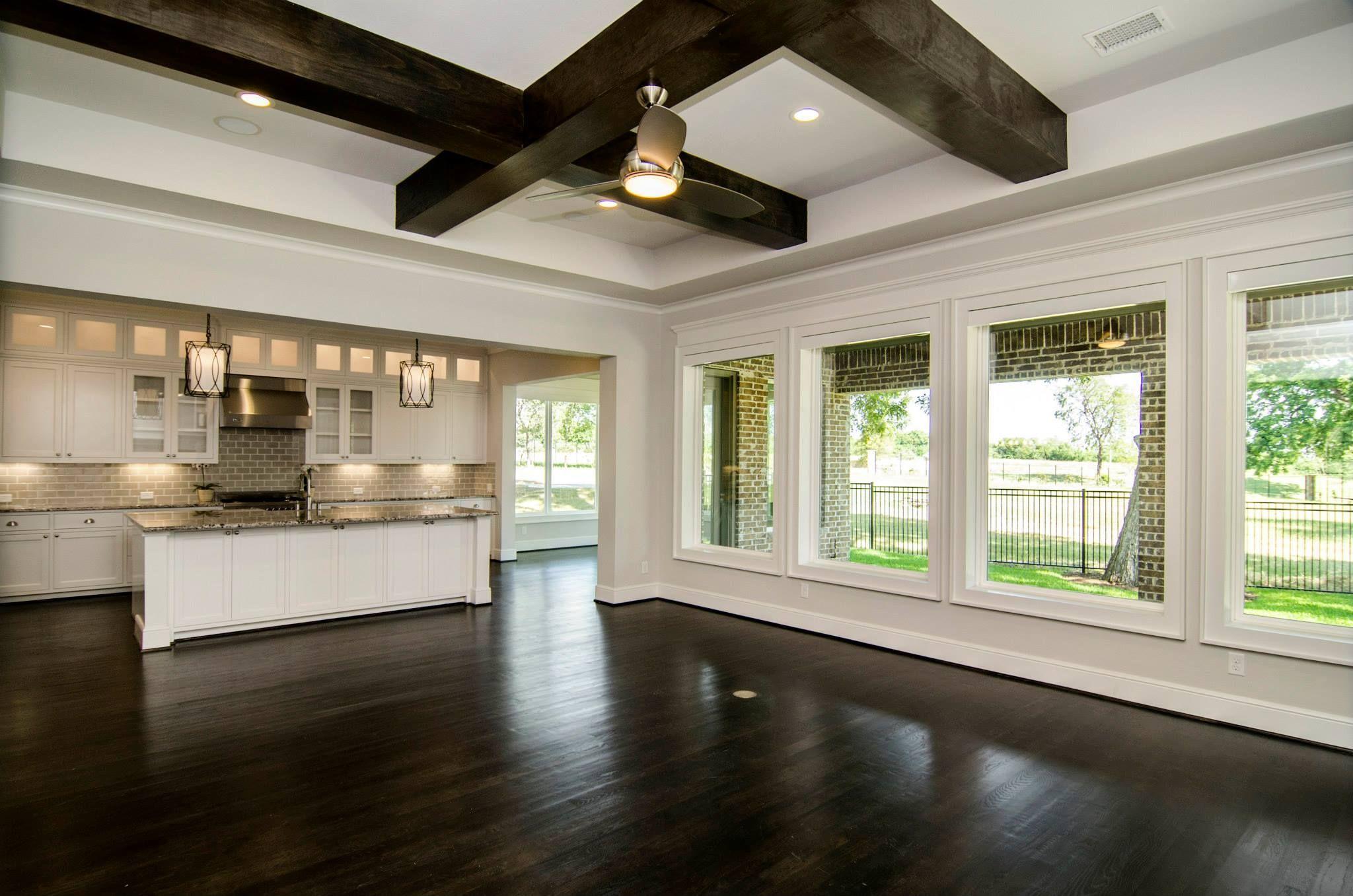 Open Floor Plan New Homes House Design House