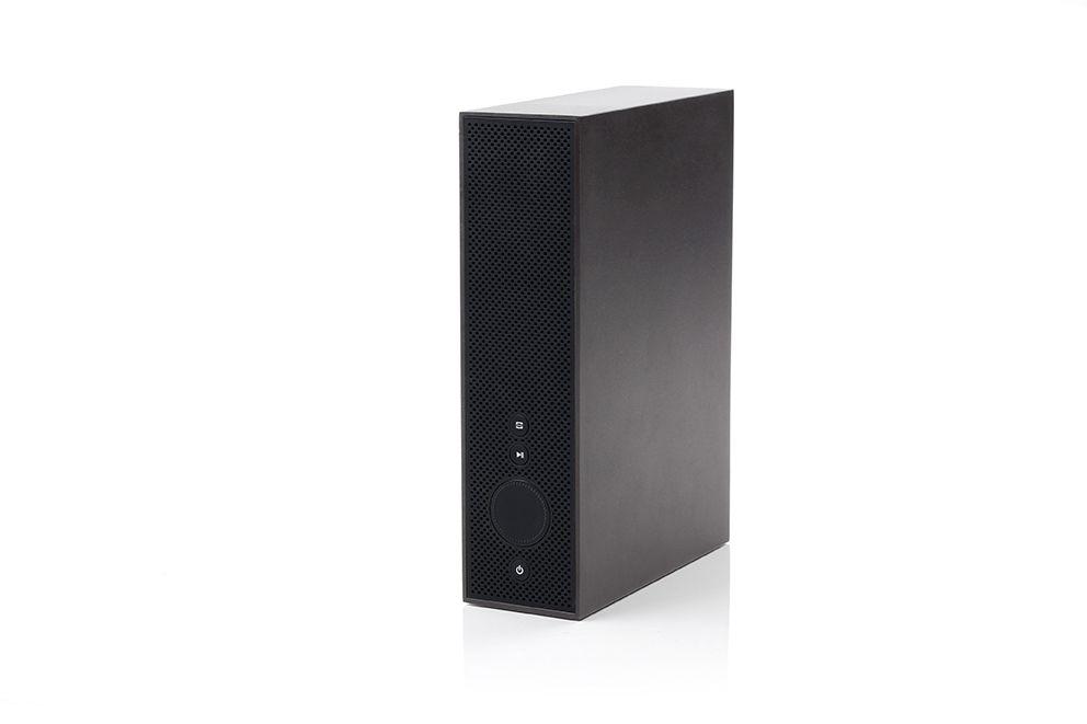 Lexon Titanium Bluetooth Speaker Alu La84 Design By