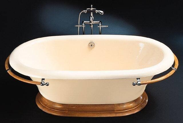 Kohler K 705 Vintage Bath Wood Tub Vintage Bathtub