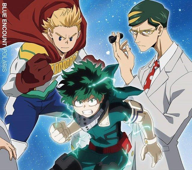 Boku No Hero Academia Season 1 Crunchyroll ...
