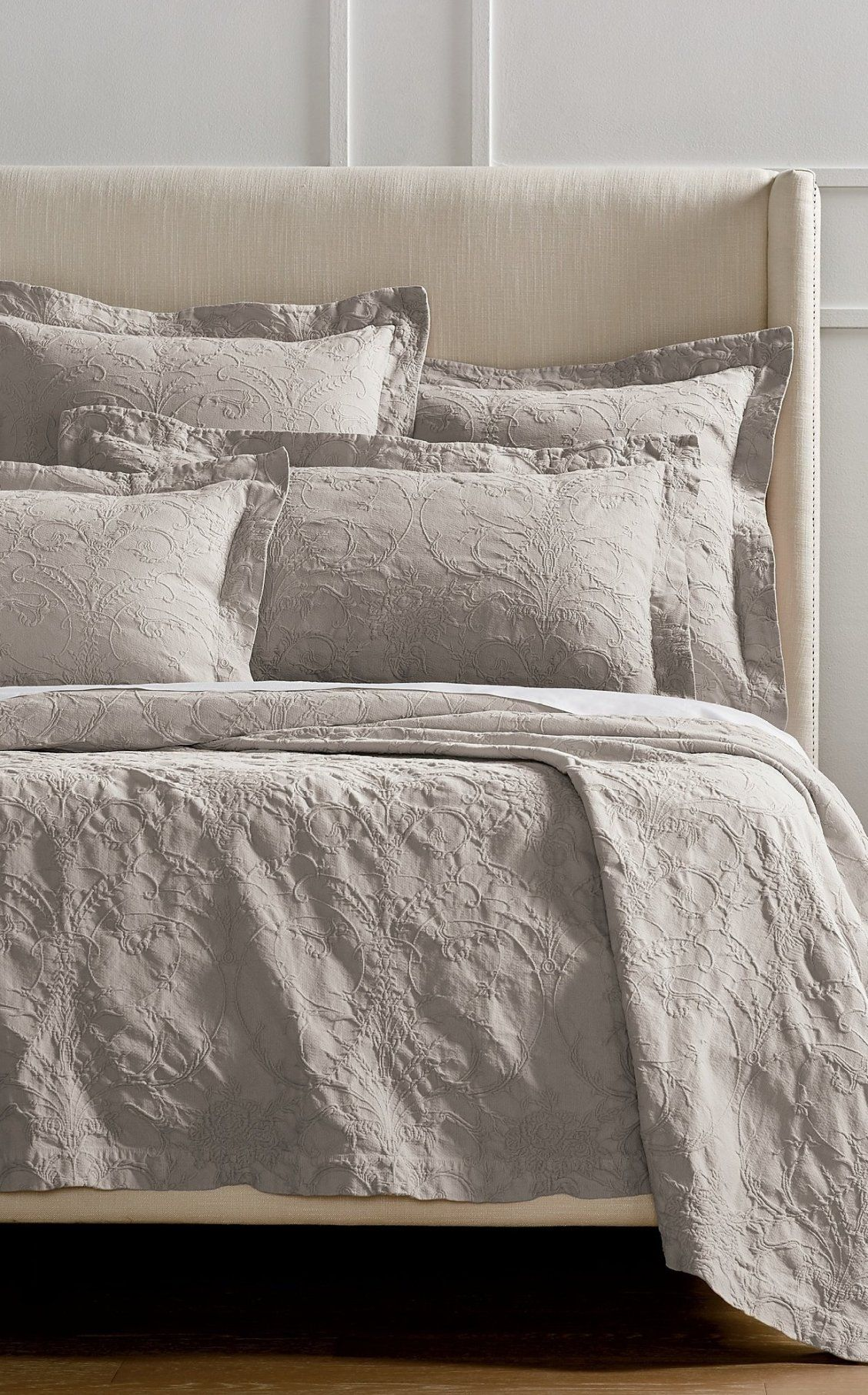 Resort Scroll Matelasse Bedding Collection In 2020 Bedding