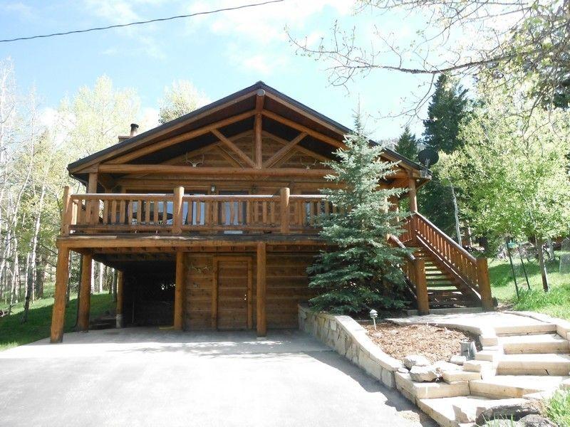 Estes Park Vacation Rental   VRBO 480751   2 BR Front Range Cabin In CO,